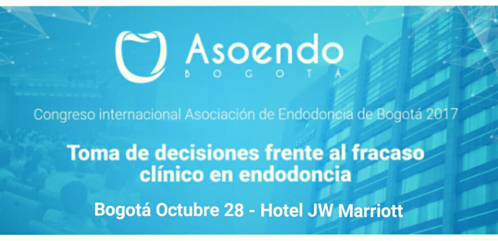 Evento asoendo Bogota
