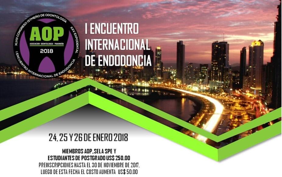 1er encuentro endodoncia 2018 2